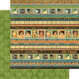 (4501526) Arkusz papieru Graphic 45 - 30x30cm