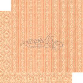 (4501499) Arkusz papieru Graphic 45 - 30x30cm