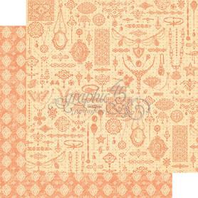 (4501505) Arkusz papieru Graphic 45 - 30x30cm