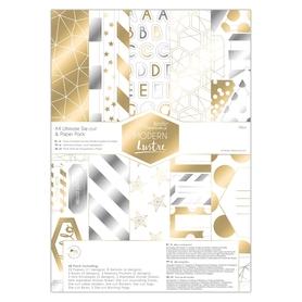 Zestaw papierów A4 Modern Lustre - 48 el. (169147)