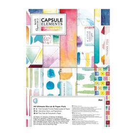Zestaw papierów A4 Pigment - 48 el (160260)