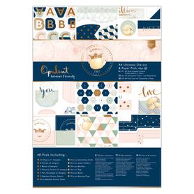 Zestaw papierów A4 Opulent - 48 el (160124)
