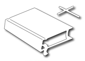 Wykrojnik Biblia i krzyż (C2-H2881)