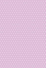 Arkusz A4 200g Heyda Pentagram, różowy