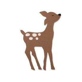 Wykrojnik Sizzix Bigz - Retro Deer 663380