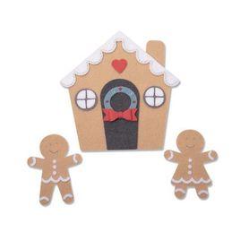 Wykrojnik Sizzix Bigz Plus Gingerbread House 663325