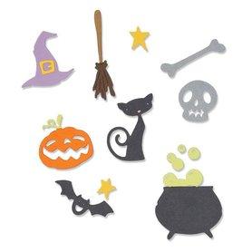 Wykrojnik Sizzix Halloween Set 662580
