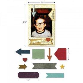Wykrojnik Sizzix Pocket Frame 662580