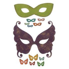 Wykrojnik Sizzix - Masquerade 664195