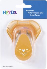 Dziurkacz narożnikowy Heyda - 72 - Serduszko