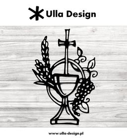 Wykrojnik ULLA DESIGN - Kielich (0719-1)