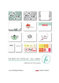 Karty do journalingu FP - THE BEST OF CAT FILE PT2