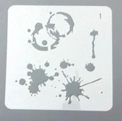 Szablon 13x13 cm (STEN15-1B)