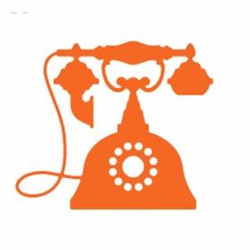 Wykrojnik Telefon (W439)