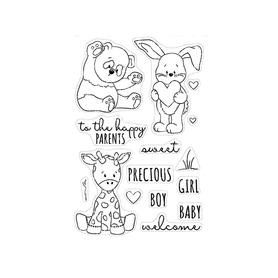 Stemple - Zwierzątka Baby (405)