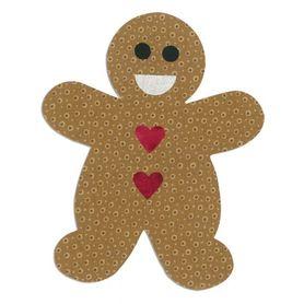 Wykrojnik Sizzix Bigz L - Gingerbread Man 660176