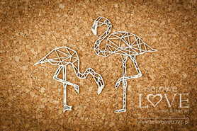 Tekturka - Flamingi (18282)