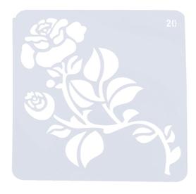 Szablon 13x13 cm (STEN15-20)