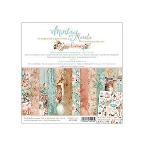 Zestaw papierów 15x15 - Mintay - Cozy Evening