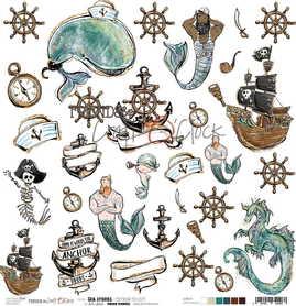 SEA STORIES - arkusz dodatków (CC-DOD-SS-F1)