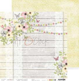 Arkusz papieru CC 30x30cm - LOVELY PRINCESS - 03