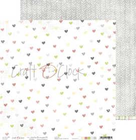 Arkusz papieru CC 30x30cm - LOVELY PRINCESS - 04
