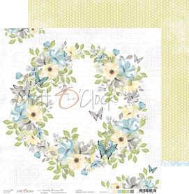 Arkusz papieru CC 30x30cm - LOVELY PRINCE - 05