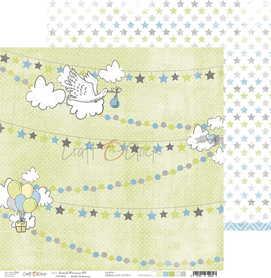 Arkusz papieru CC 30x30cm - SWEET PRINCE - 04
