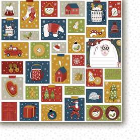 Witaj Święty Mikołaju 01 #GP/WSM01