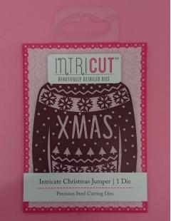 Wykrojnik Intricut Christmas Jumper - Sweter (MB)