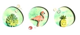 Wykrojnik Trzy ramki Tropikalne (8919/14-J4)