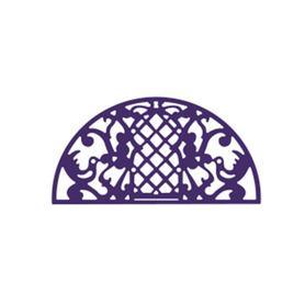 Wykrojnik Narożnik półkolisty (W023)