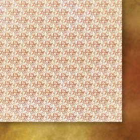 Arkusz papieru Jesienne liście 03