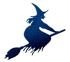Wykrojnik AC Czarownica Wiedźma Halloween (984-I2)
