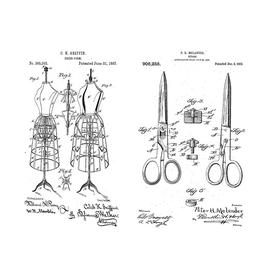 Stemple silikonowe Tailor (410- ST9)