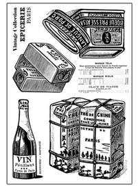 Stemple silikonowe Wine (410- ST11)