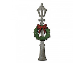 Wykrojnik Sizzix Bigz- Lamp Post 662428