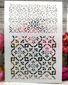 Szablon A4 - Tiles (STENA4-2)