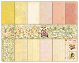 Zestaw papierów 30x30cm UHK - Bananarama