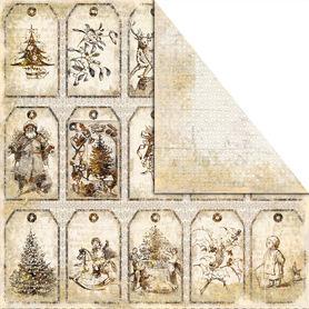 Arkusz UHK - Old-Fashioned Christmas - CRACKER
