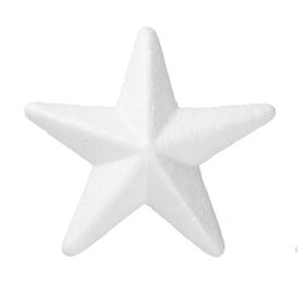 Gwiazdka Styropianowa 11 cm - 1 szt.