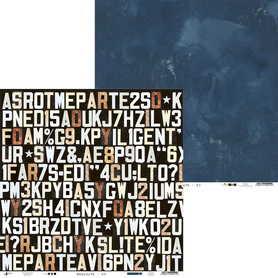 P13-MAT-04 Arkusz Soulmate 04 - 30x30cm