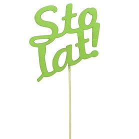Topper STO LAT zielony