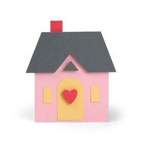 Wykrojnik Sizzix Bigz 663625 House - domek