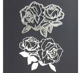 Wykrojnik Róże (6136-W3)