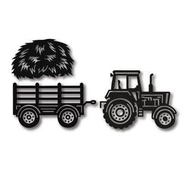 Wykrojnik Traktor 3 el. (1465-M3)