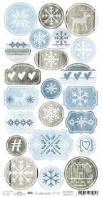 (COC) BRR... IT'S COLD OUTSIDE elementy DIE - CUTS