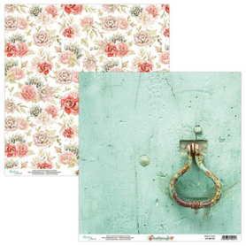 Papier MINTAY 30,5 cm x 30,5 cm Birdsong 02