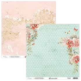 Papier MINTAY 30,5 cm x 30,5 cm Birdsong 04