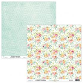 Papier MINTAY 30,5 cm x 30,5 cm LOVELY DAY 01